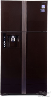 Hitachi 638 L Frost Free Side by Side Refrigerator