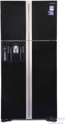 Hitachi 586 L Frost Free Side by Side Inverter Technology Star Refrigerator