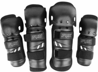 Fox Knee Guard, Shin Guard M Black