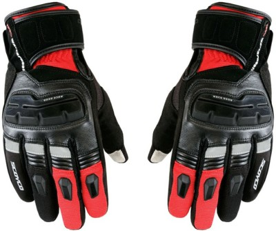 Scoyco Armor XL Black, Red