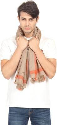 FabSeasons Solid Wool Blend Men & Women Scarf