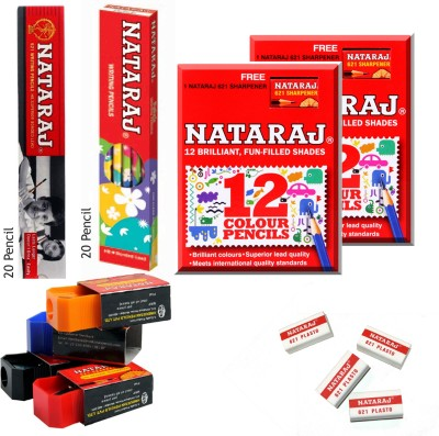 Natraj School Set