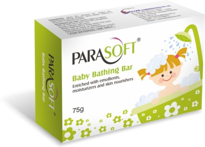 Parasoft baby soap skin care