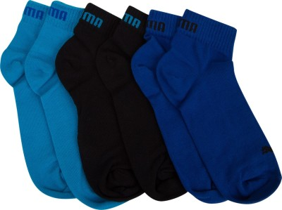 Puma Women's Quarter Length Socks