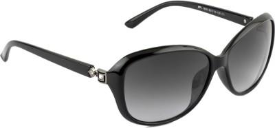 Farenheit Oval Sunglasses