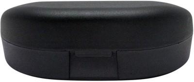 Quoface Black Plastic Hard Case for Sunglasses Pouch