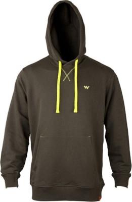 Wildcraft Full Sleeve Solid Men's Sweatshirt