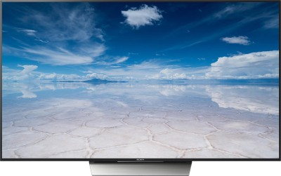 Sony 139cm (55 inch) Ultra HD (4K) LED Smart TV