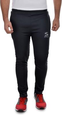 Surly Solid Men Black Track Pants