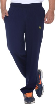 Vimal Jonney Solid Men's Dark Blue Track Pants
