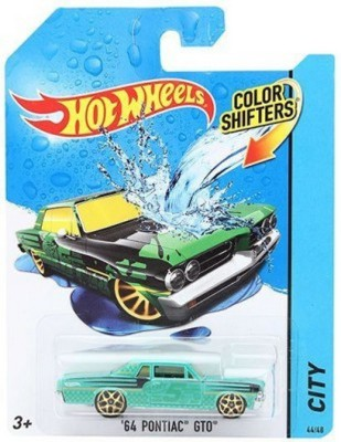 Hot Wheels Color Shifter 1:64 Vehicle BHR15