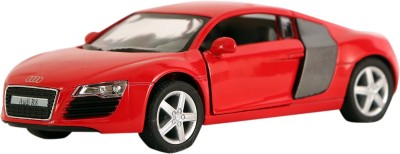 Miss & Chief 5'' Audi R8 Red