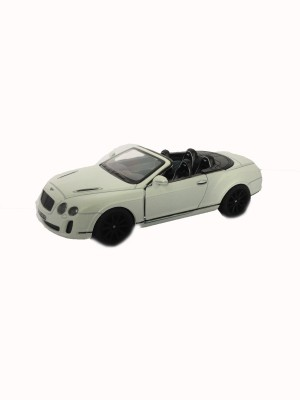 Miss & Chief 5' Bentley Continental Metal Wb White