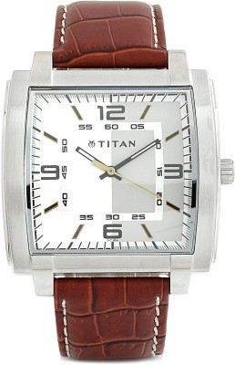 Titan NF1586SL01 Tagged Watch  - For Men
