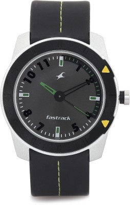 Fastrack NE3015AL02C Essentials Watch  - For Men