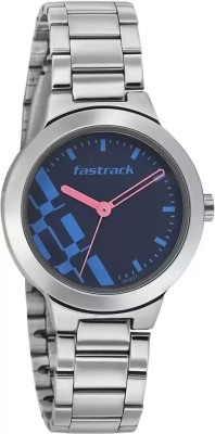 Fastrack 6150SM03 Watch  - For Women