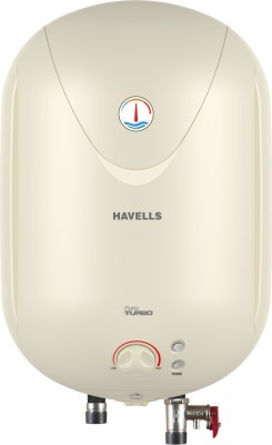 Havells 25 L Storage Water Geyser (Puro_Turbo, ivory)