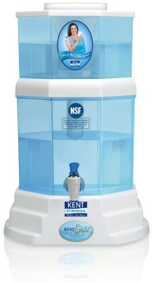 Kent GOLD (11014) 20 L Gravity Based + UF Water Purifier