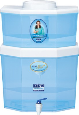 Kent GOLD STAR (11018) 22 L Gravity Based Water Purifier