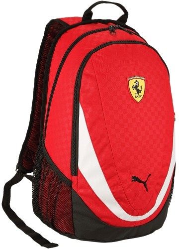 Buy Puma Ferrari Replica Medium Backpack Red at best price in India -  BagsCart 30e990b7086d1