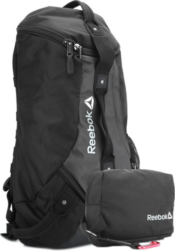 Buy Reebok Backpack Black at best price in India - BagsCart