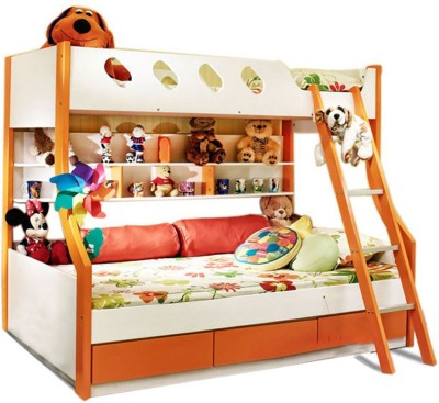 Buy Hometown Deccan Engineered Wood Bunk Bed At Best Price In India