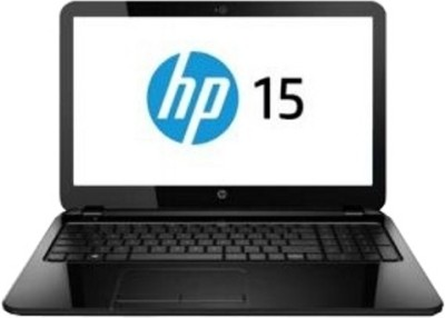 HP 15-r205TU Notebook Core i3 5th Gen/ 4GB/ 500GB/ DOS K8U05PA SParkling Black