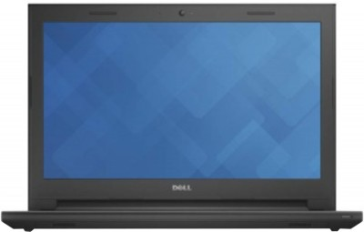 Dell Vostro 3546 Notebook 4th Gen Ci5/ 4GB/ 1TB/ Ubuntu 3546541TBiGU Grey