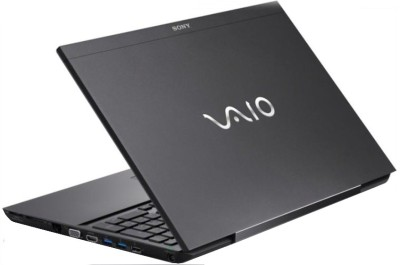 Sony VAIO S15125CN Laptop 3rd Gen Ci5/ 4GB/ 750GB/ Win8/ 2GB Graph Black