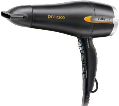 Babyliss PRO 2200W D495E Hair Dryer