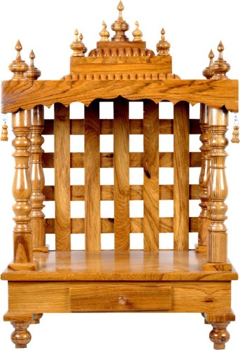 Buy Designer Lanes Wooden Home Temple At Best Price In