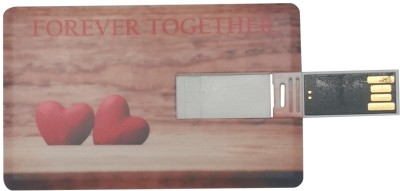 Next USB Love and Hand 32 GB Pen Drive Multicolor