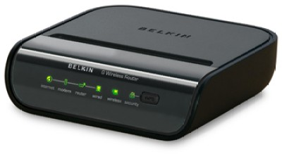 Belkin Wireless Horizontal Router