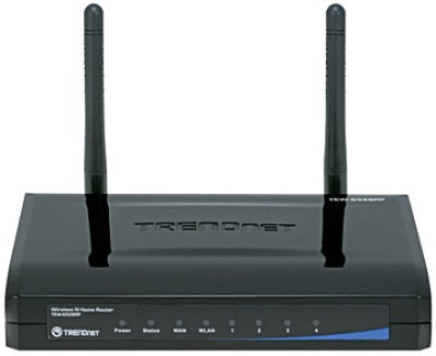 TRENDnet Wireless N Home Router