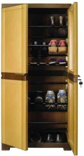 b8a8f402342 Buy Nilkamal 181 Plastic Shoe Cabinet at best price in India -  TheFurnitureMall