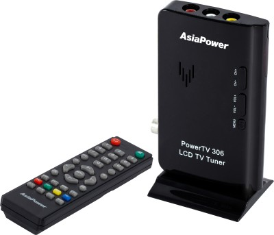 AsiaPower 306 LCD TV Tuner Card Black