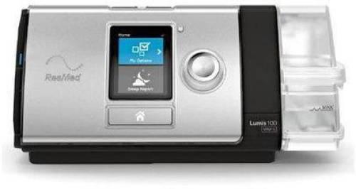 ResMed 28010 Resmed Lumis 100 VPAP S non-invasive ventilator Respiratory Exerciser(Pack of 1)