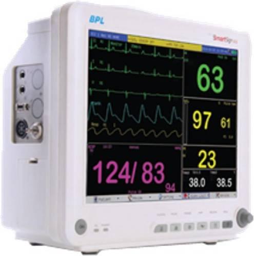 BPL SmartSign S12 Pulse Oximeter(White)
