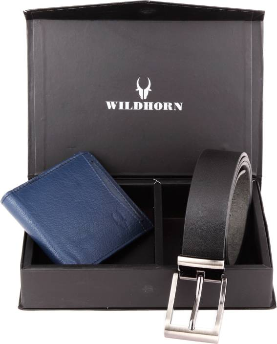 WildHorn Wallet Men Combo