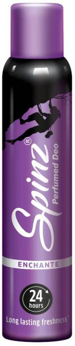 Spinz Enchante Deodorant Spray - For Women