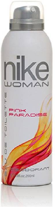 Nike Pink Paradise Deodorant Spray - For Women