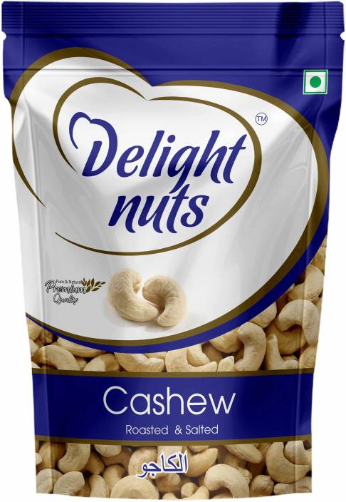 Delight Nuts Cashew Roasted & Salted 200g Cashews