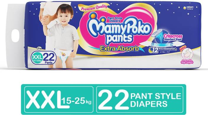MamyPoko Pants Extra Absorb Diaper - XXL