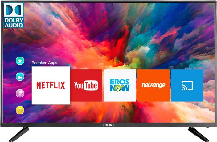 MarQ by Flipkart Dolby 40 inch(100.5 cm) Full HD Smart LED TV