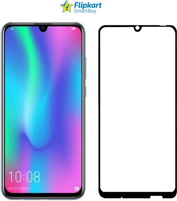 Flipkart SmartBuy Edge To Edge Tempered Glass for Honor 10 Lite, Honor 10i, Honor 20i, Huawei P Smart Plus