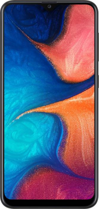 Samsung Galaxy A20 (Black, 32 GB)