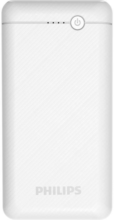 Philips 20000 mAh Power Bank (DLP1720CW, Universal Power Pack)