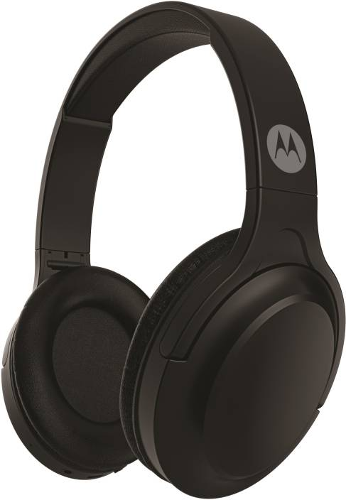 Motorola HP-BT-Moto-Escape 200 with Google Assistant Bluetooth Headset with Mic