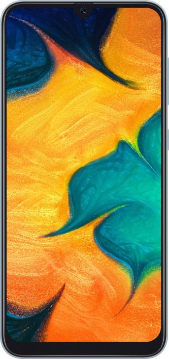 Samsung Galaxy A30 (White, 64 GB)