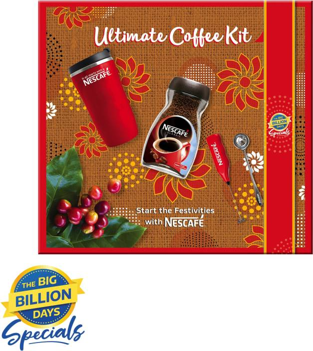 Nescafe Ultimate Kit Instant Coffee